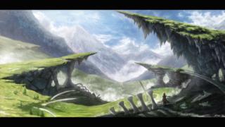 龍の眠る草原