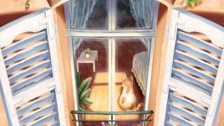 日なたの窓